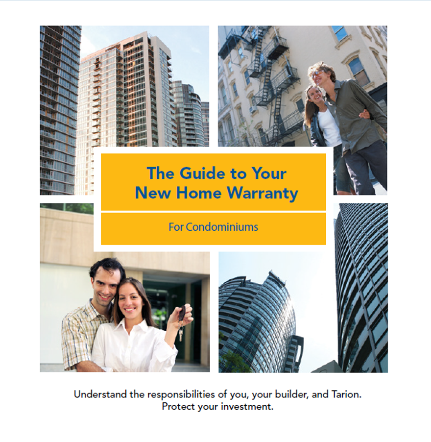 Homeowner Information Package - For Condominium Owners