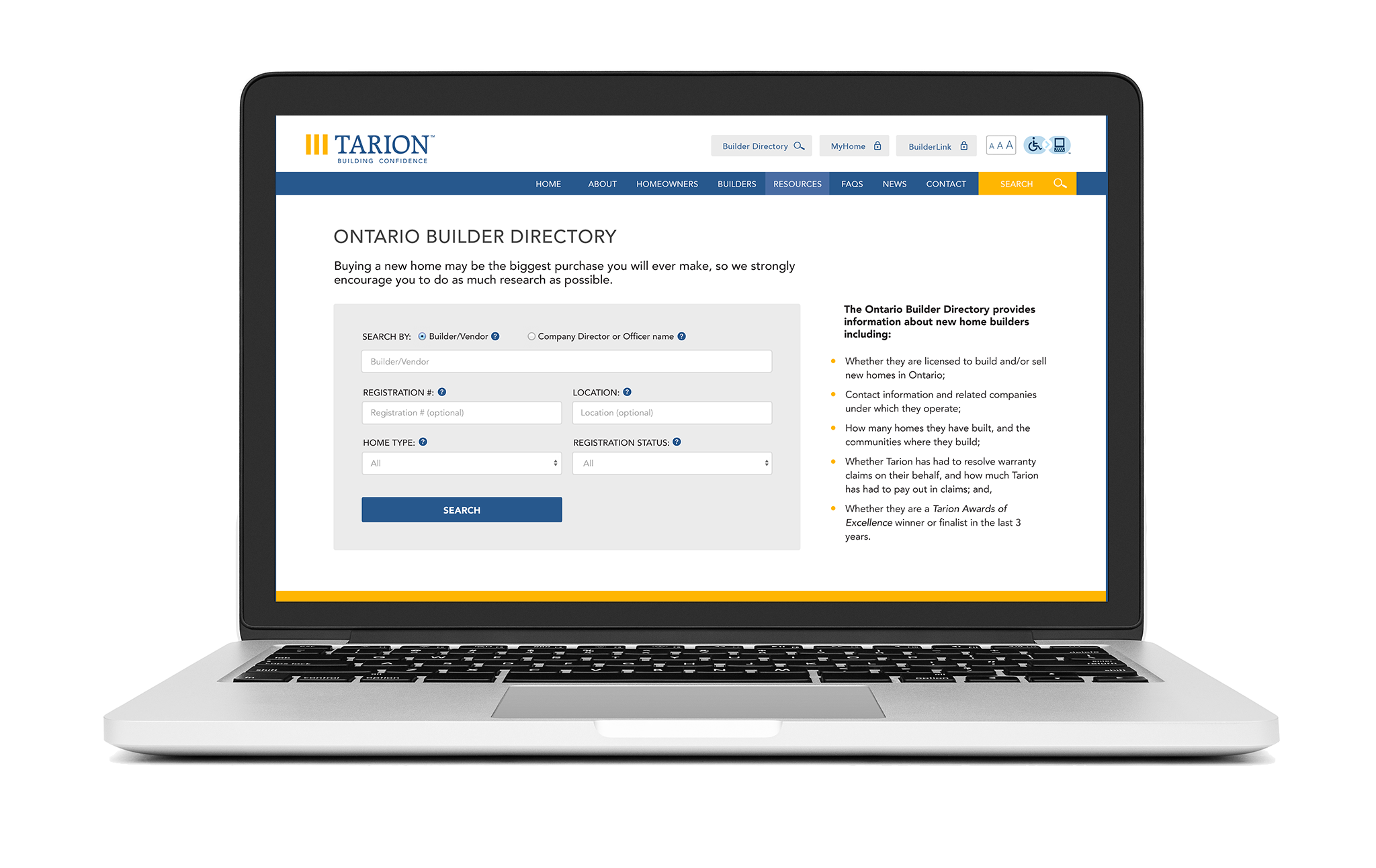 Search Our Builder Directory Buying A New Home