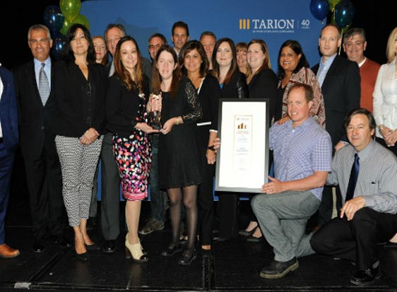 Tarion announces finalists for best new home builders as chosen by their customers.