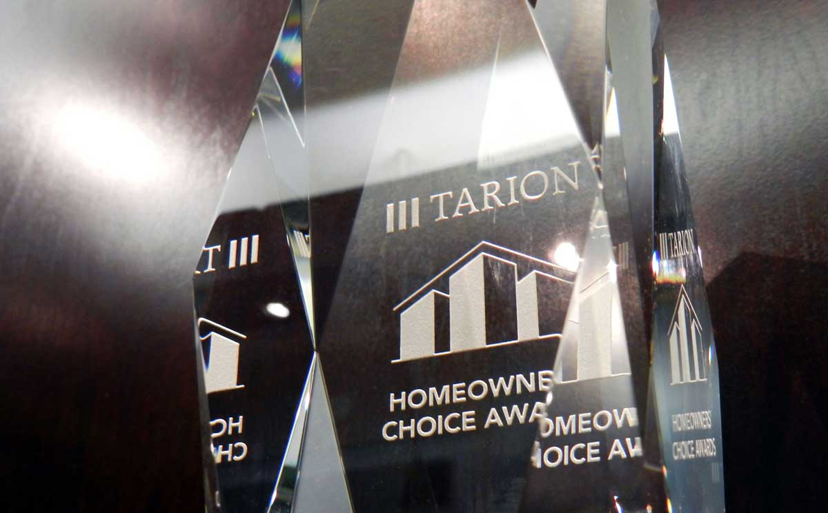 Homeowners Choice Awards