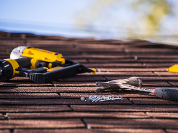 Shingle Maintenance