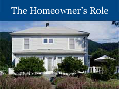The Homeowners Role