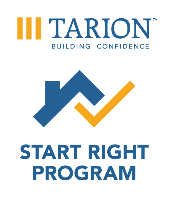 Start Right Program logo