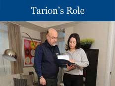 Tarion's Role